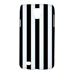 Black And White Stripes Galaxy S4 Active by designworld65