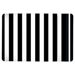 Black And White Stripes Ipad Air 2 Flip by designworld65