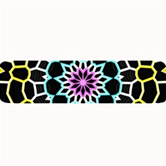 Colored Window Mandala Large Bar Mats