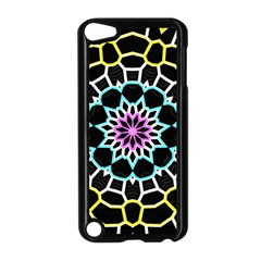 Colored Window Mandala Apple Ipod Touch 5 Case (black)