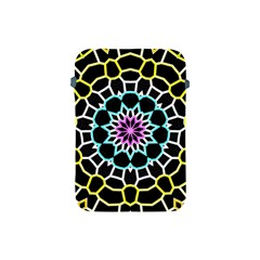Colored Window Mandala Apple Ipad Mini Protective Soft Cases