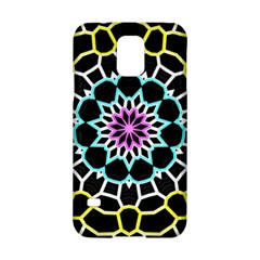 Colored Window Mandala Samsung Galaxy S5 Hardshell Case