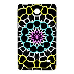 Colored Window Mandala Samsung Galaxy Tab 4 (7 ) Hardshell Case  by designworld65