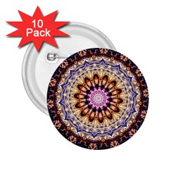 Dreamy Mandala 2 25  Buttons (10 Pack)  by designworld65