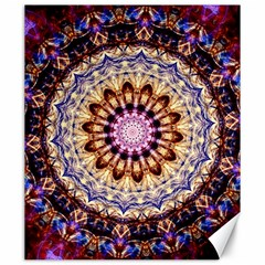Dreamy Mandala Canvas 20  X 24   by designworld65