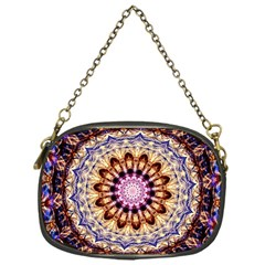 Dreamy Mandala Chain Purses (one Side)  by designworld65