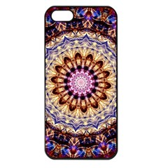 Dreamy Mandala Apple Iphone 5 Seamless Case (black)