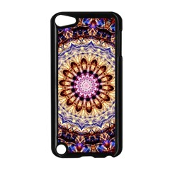 Dreamy Mandala Apple Ipod Touch 5 Case (black) by designworld65