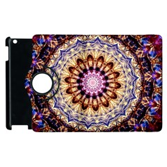 Dreamy Mandala Apple Ipad 2 Flip 360 Case by designworld65