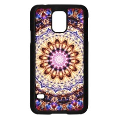 Dreamy Mandala Samsung Galaxy S5 Case (black) by designworld65