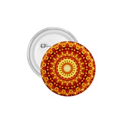Powerful Love Mandala 1 75  Buttons by designworld65