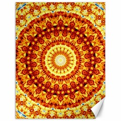 Powerful Love Mandala Canvas 12  X 16