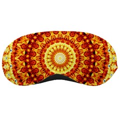 Powerful Love Mandala Sleeping Masks by designworld65
