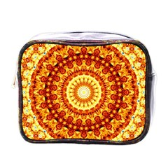 Powerful Love Mandala Mini Toiletries Bags