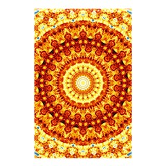 Powerful Love Mandala Shower Curtain 48  X 72  (small)  by designworld65