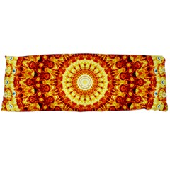 Powerful Love Mandala Body Pillow Case Dakimakura (two Sides) by designworld65