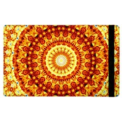 Powerful Love Mandala Apple Ipad 2 Flip Case
