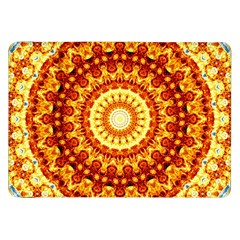 Powerful Love Mandala Samsung Galaxy Tab 8 9  P7300 Flip Case by designworld65