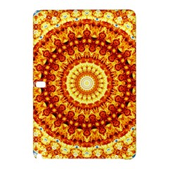 Powerful Love Mandala Samsung Galaxy Tab Pro 10 1 Hardshell Case by designworld65