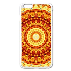 Powerful Love Mandala Apple Iphone 6 Plus/6s Plus Enamel White Case by designworld65