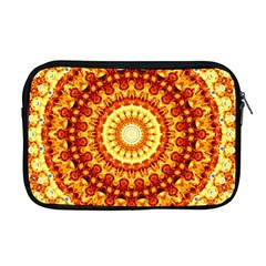 Powerful Love Mandala Apple Macbook Pro 17  Zipper Case