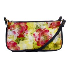 Flower Power Shoulder Clutch Bags by designworld65