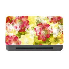 Flower Power Memory Card Reader With Cf by designworld65