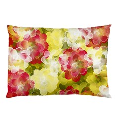Flower Power Pillow Case (two Sides) by designworld65