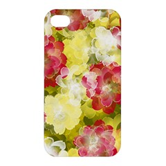 Flower Power Apple Iphone 4/4s Hardshell Case by designworld65