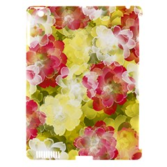 Flower Power Apple Ipad 3/4 Hardshell Case (compatible With Smart Cover) by designworld65