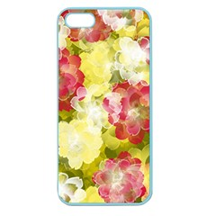 Flower Power Apple Seamless Iphone 5 Case (color) by designworld65