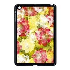 Flower Power Apple Ipad Mini Case (black) by designworld65