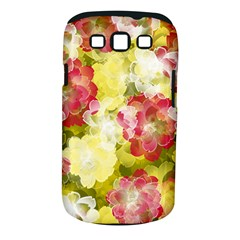 Flower Power Samsung Galaxy S Iii Classic Hardshell Case (pc+silicone) by designworld65