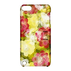 Flower Power Apple Ipod Touch 5 Hardshell Case With Stand by designworld65
