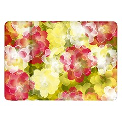 Flower Power Samsung Galaxy Tab 8 9  P7300 Flip Case by designworld65