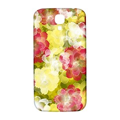 Flower Power Samsung Galaxy S4 I9500/i9505  Hardshell Back Case by designworld65