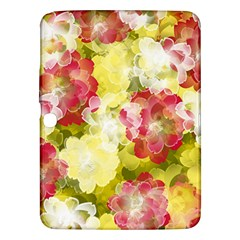Flower Power Samsung Galaxy Tab 3 (10 1 ) P5200 Hardshell Case  by designworld65