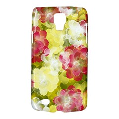 Flower Power Galaxy S4 Active by designworld65