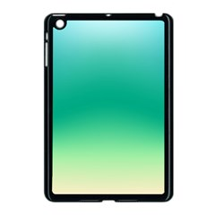 Sealife Green Gradient Apple Ipad Mini Case (black) by designworld65