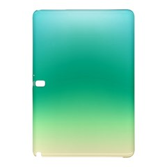 Sealife Green Gradient Samsung Galaxy Tab Pro 10 1 Hardshell Case by designworld65