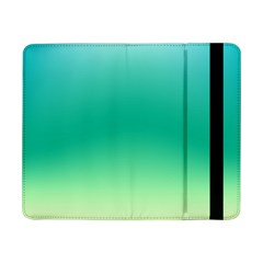 Sealife Green Gradient Samsung Galaxy Tab Pro 8 4  Flip Case by designworld65