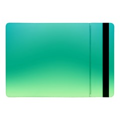 Sealife Green Gradient Apple Ipad Pro 10 5   Flip Case by designworld65
