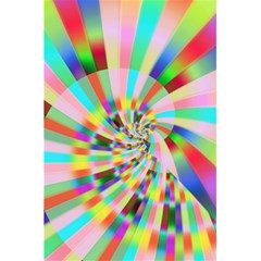 Irritation Funny Crazy Stripes Spiral 5 5  X 8 5  Notebooks by designworld65