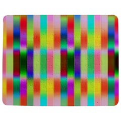 Multicolored Irritation Stripes Jigsaw Puzzle Photo Stand (rectangular) by designworld65