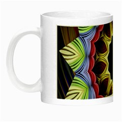 Love Energy Mandala Night Luminous Mugs
