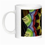 Love Energy Mandala Night Luminous Mugs Left