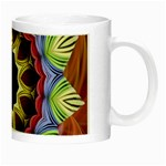 Love Energy Mandala Night Luminous Mugs Right