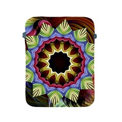 Love Energy Mandala Apple Ipad 2/3/4 Protective Soft Cases by designworld65
