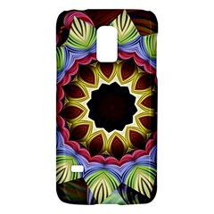Love Energy Mandala Galaxy S5 Mini by designworld65