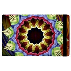 Love Energy Mandala Apple Ipad Pro 12 9   Flip Case by designworld65